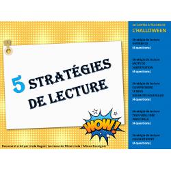 Lecture Halloween  5 stratégies