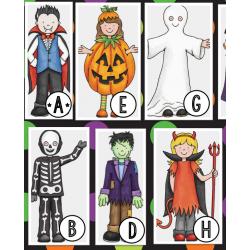 Inférences d'Halloween