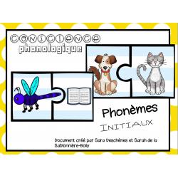 Conscience phonologique- Phonème initial