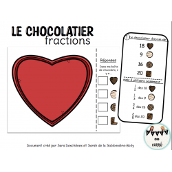Le chocolatier - Fractions