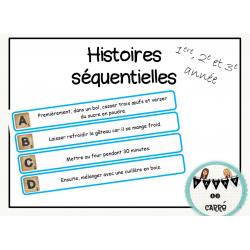 Histoires séquentielles