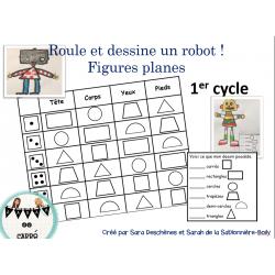 Roule un robot