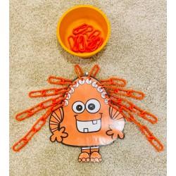 Bob le monstre a perdu ses cheveux