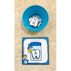 la fée des dents et ses dents alphabet