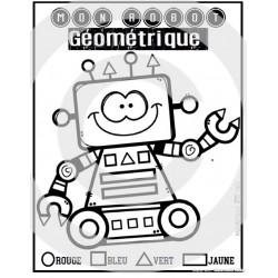 mon robot géométrique