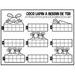 addition de coco lapin