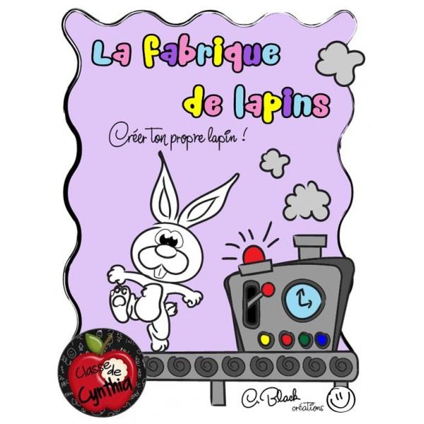 La Fabrique de lapins de Pâques