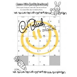 Deuxième cycle - Casse-tête de multiplication