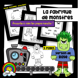 Halloween : La Fabrique de monstres (de base)