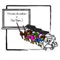 En classe (45 cliparts)