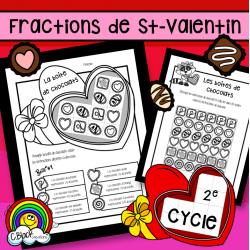 Fractions de St-Valentin