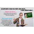 Éducation à la sexualité - Inégalités de genre