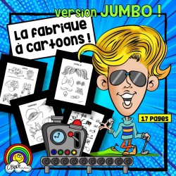Fabrique de cartoons (JUMBO)