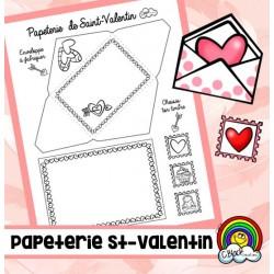 Papeterie de St-Valentin