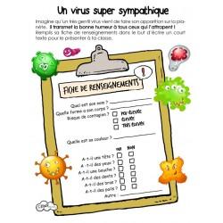 Un virus super sympa !