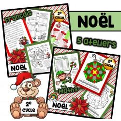 5 activités de Noël