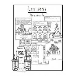 Les sons (activités Noël)