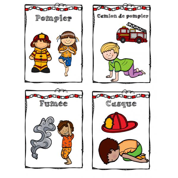 yoga des pompiers