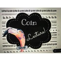 Tropical- Affiches coins de la classe