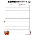 Projet- le récit terrifiant d'Halloween