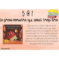 5@7 amour de la lecture