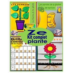 Kit complet Plante
