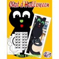 Chat d'Halloween