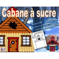 Brico Cabane à sucre