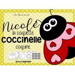 Nicole, la coccinelle
