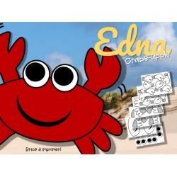 Edna Crabe-Apple, Bricolage de crabe!