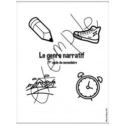 Notes de cours  - Genre Narratif 1er cycle