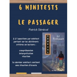 Roman Le passager 6 minitests