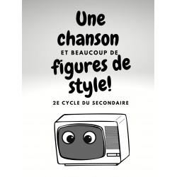 Chanson engagée - figures de style