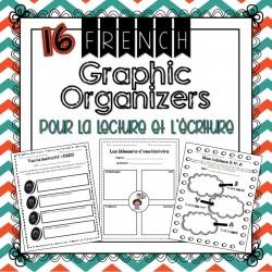 16 Organigrammes pour la lecture et l'écriture
