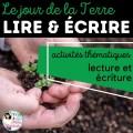 LIRE & ÉCRIRE - Le Jour de la Terre