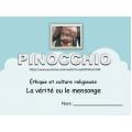 ECR Pinocchio (vérité/mensonge)