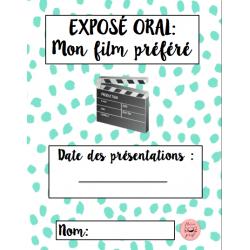 Exposé oral : Mon film préféré