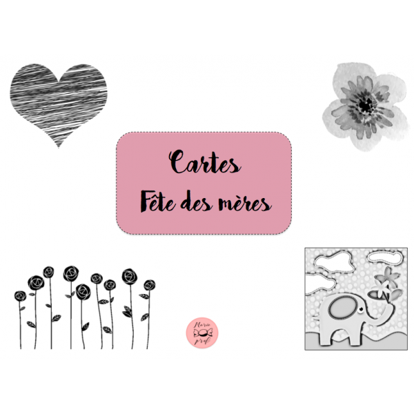 Fête des mères - Cartes