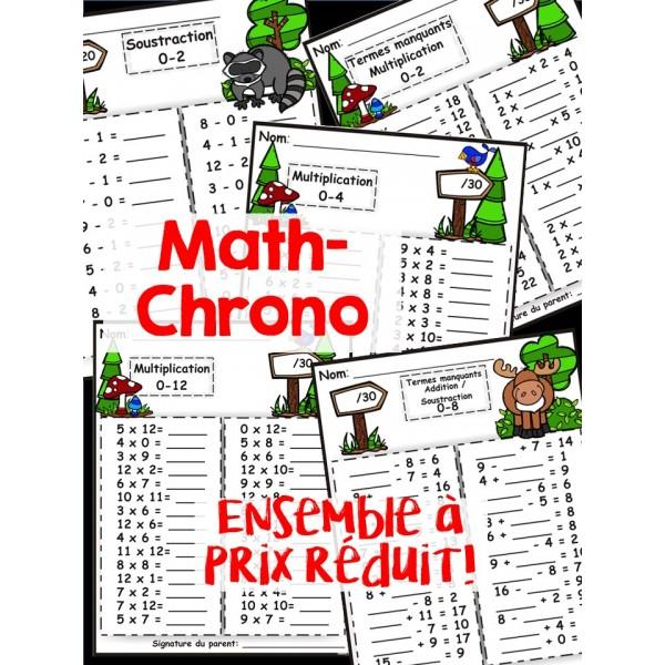Math-Chrono (Ensemble)