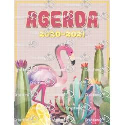 Agenda 2020-2021 (5 pér.)