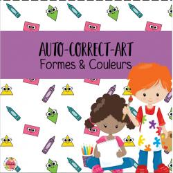 Auto-Correct-Art - Formes & Couleurs