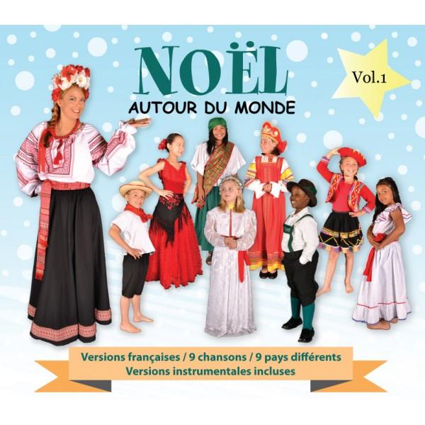 CD ''Noël autour du monde'' vol.1