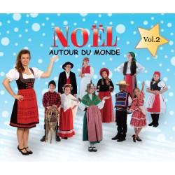 CD ''Noël autour du monde'' vol.2