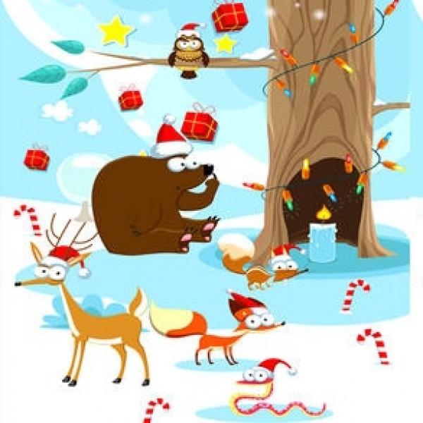 Noël en forêt (version instrumentale)