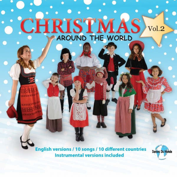 CD ''Christmas around the world'' vol.2