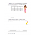 Cahiers de problèmes mathématiques B 2e année
