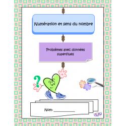 Numération-problèmes avec données superflues