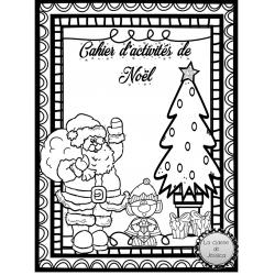 cahier temps libres Noël