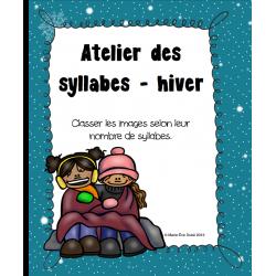 Syllabes - Hiver