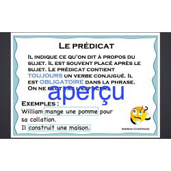 Affiche français